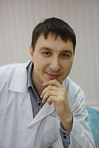 Врач-хирург Шарафутдинов Ильдар Мугаллимович