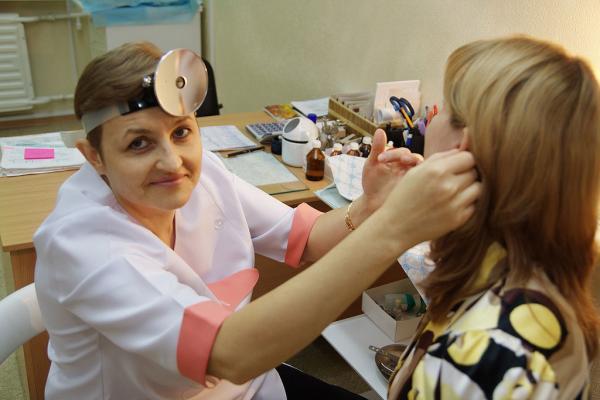 ЛОР-врач Нефедова Ольга Анатольевна